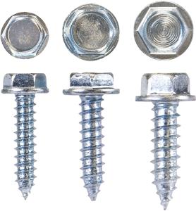 Sheet Metal Quot Acme Quot Screw Washer Faced Zinc Bs4174